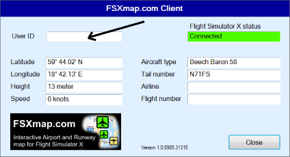 FSXmap com